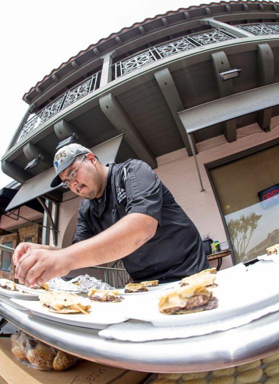 Chef Garcia Assembling